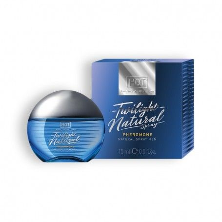 PERFUME COM FEROMONAS TWILIGHT NATURAL SPRAY MAN 15ML